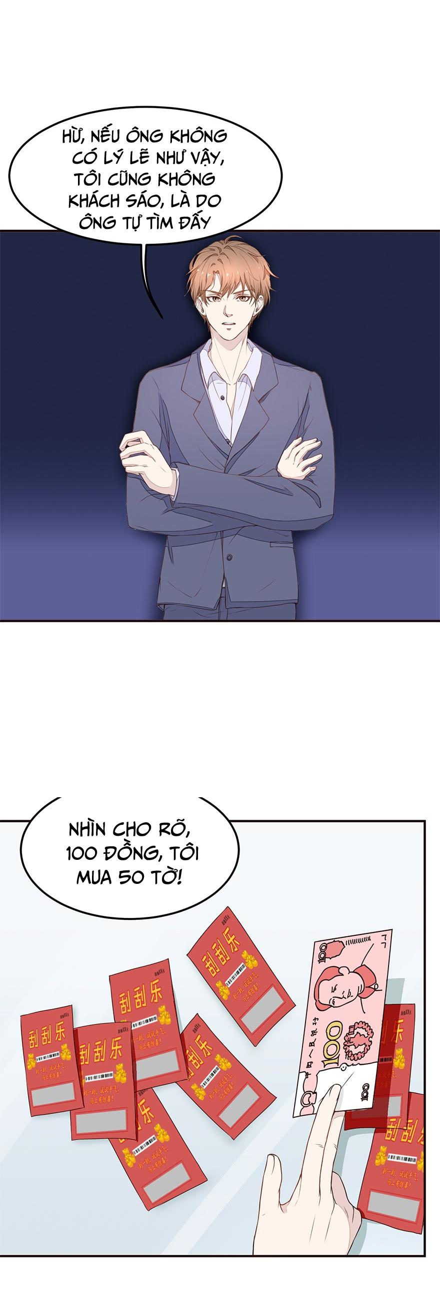 Chung Cực Thấu Thị Nhãn: Chapter 3
