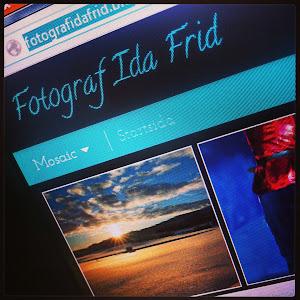 Besök min fotoblogg!