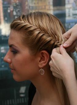Техники плетения кос из волос