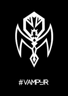 Vampyre Symbol@ Northman's Party Vamps