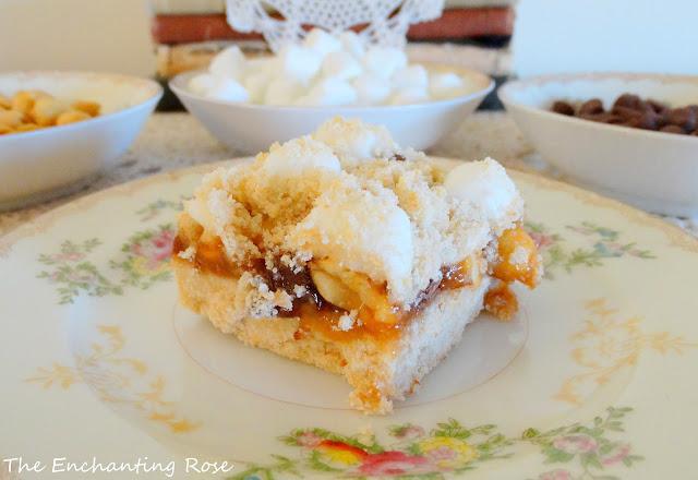 http://theenchantingrose.blogspot.com.au/2015/11/caramel-marshmallow-bars.html