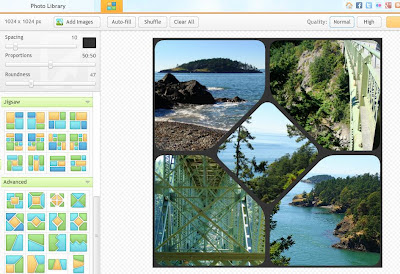 Round corners of your photos with quick editing