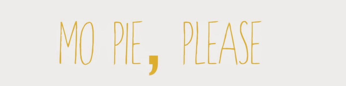 Mo Pie, Please