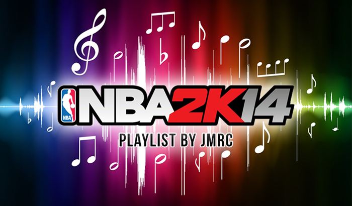 NBA 2K14 Custom Game Music Mod Playlist