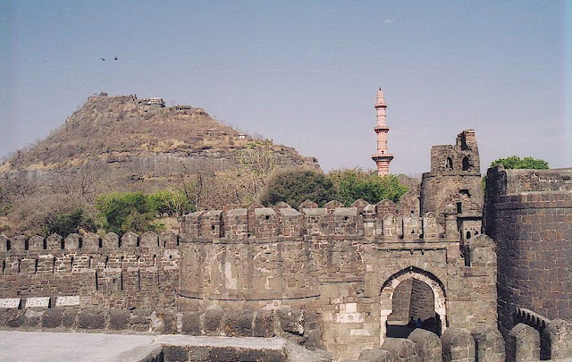 Daulatabad Fort,Aurangabad