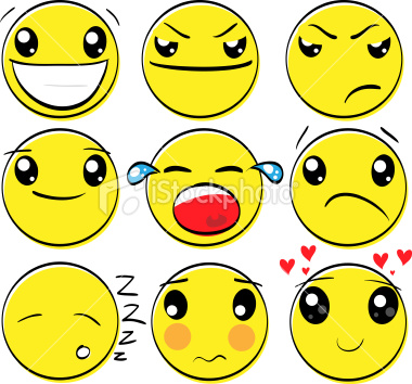 emotion smiley faces - photo #9