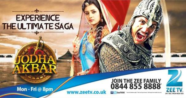 Episode 12 – 06th Aug , Zee telugu serial Jodha Akbar On 06-08-2013