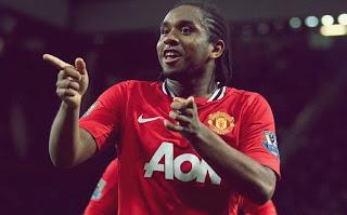 Informasi Berita Manchester United, Anderson