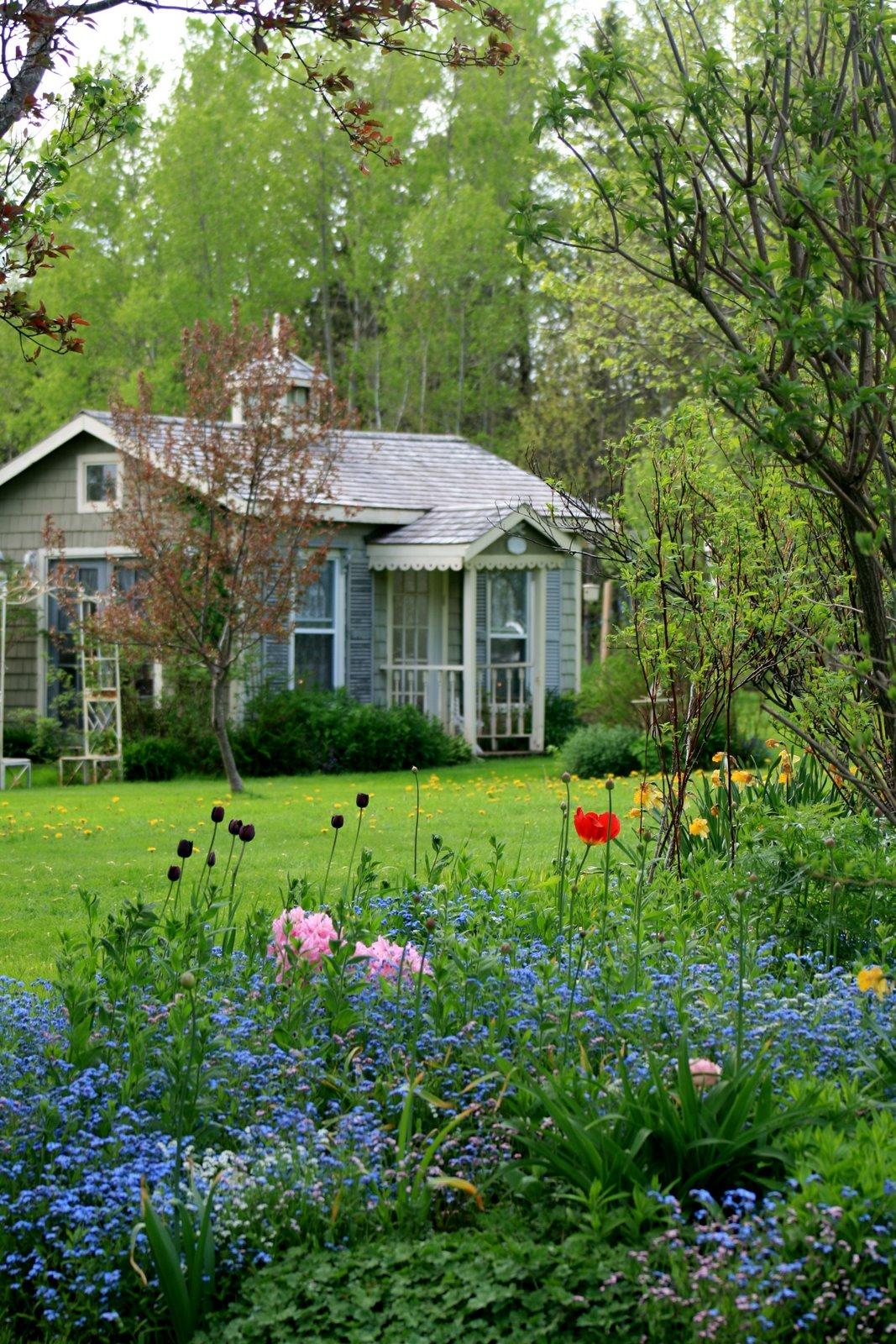 Aiken house gardens garden tour and a tea for Aiken house