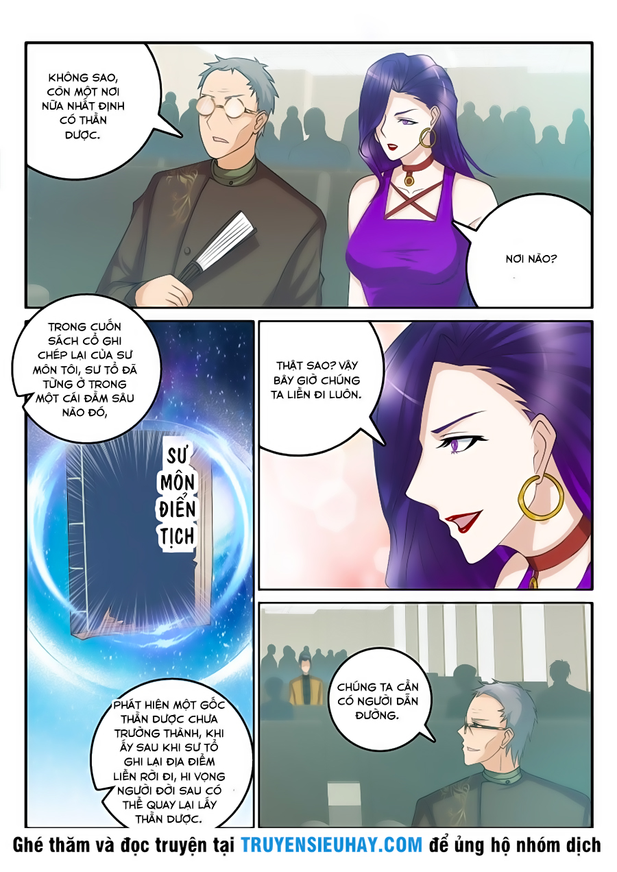 Trọng Sinh Đô Thị Tu Tiên Chap 44 Upload bởi Truyentranhmoi.net