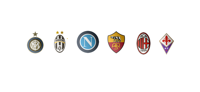 Serie A clubs info