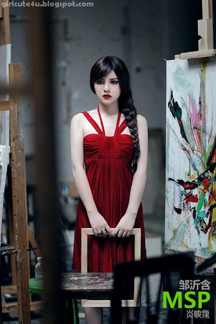8 Zou Yi MSP Star program with Painted Skin-very cute asian girl-girlcute4u.blogspot.com