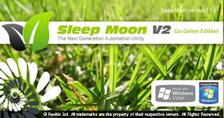 sleep moon