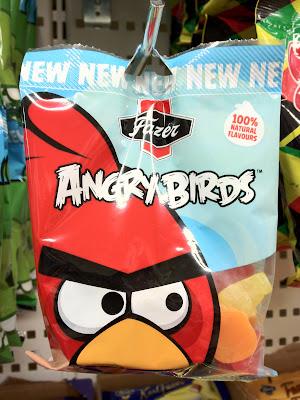 Angry Birds軟糖