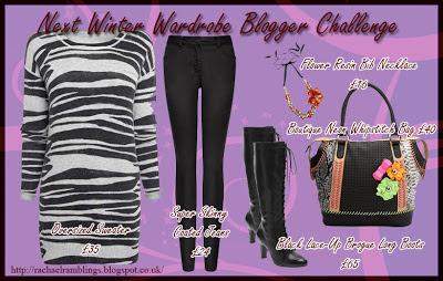 Next Blogger Challenge