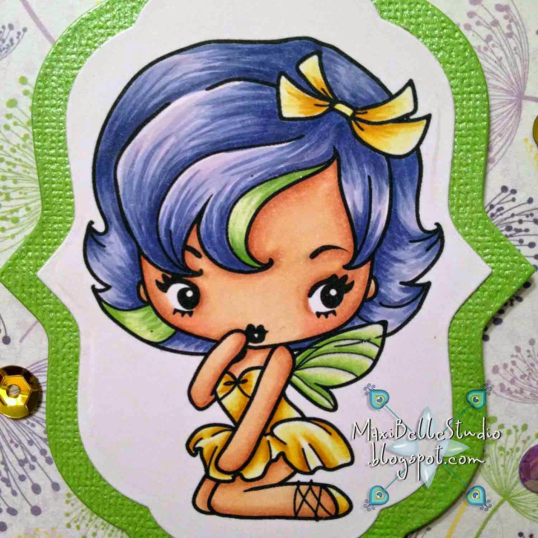 The Greeting Farm Cheeky Fairy