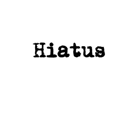 ƮᏲҾ дևծιστøρία.: Hiatus.