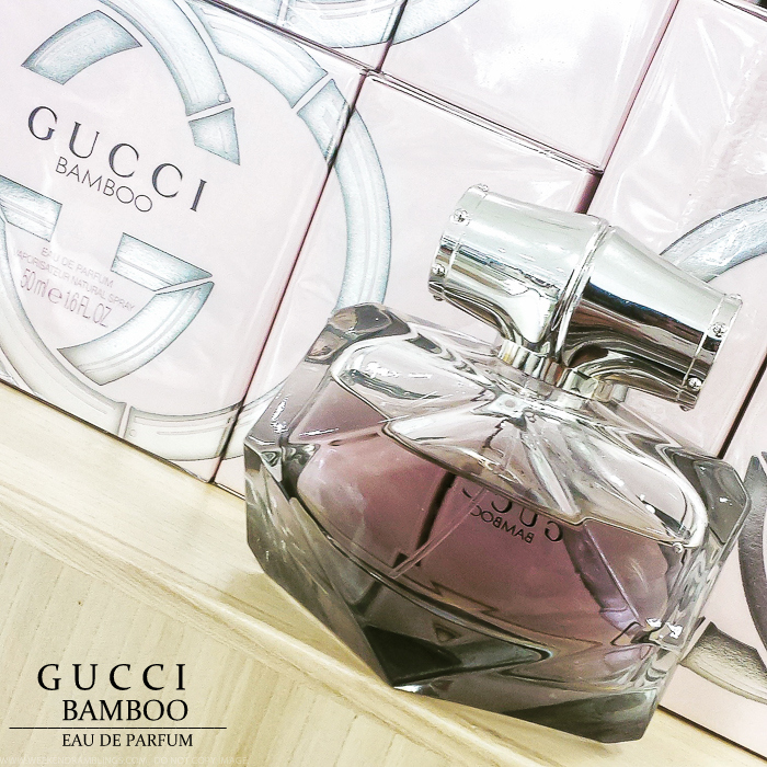 Gucci Bamboo Eau de Parfum Spray - Fragrance for Women - Perfume Review