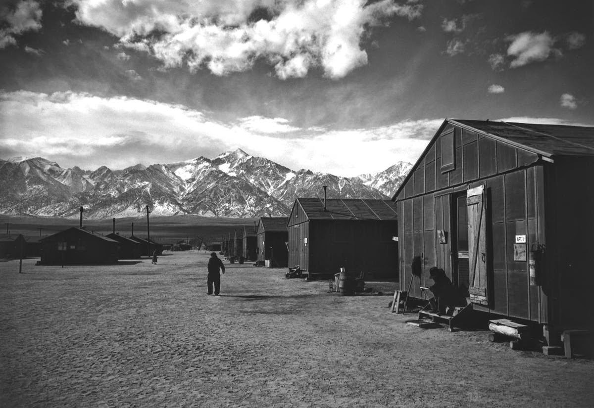 japanese americans internment Japanese american internment between 1942 and 1945, thousands of japanese americans were, regardless of us citizenship, required to evacuate their homes and.