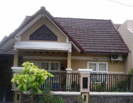Gambar Model Desain Rumah Kampung Minimalis Terbaru Redgoals Tempat Tinggal