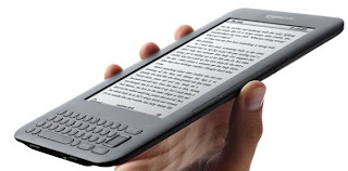 Commuter Gadget of the Year Amazon kindle