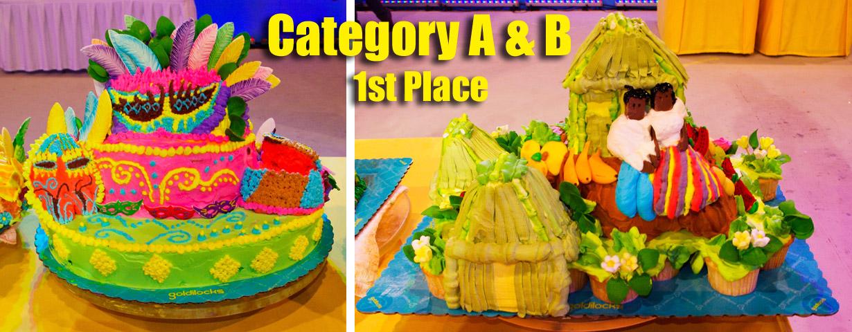 Goldilocks Cake Deco Expo 4 Animetrics World