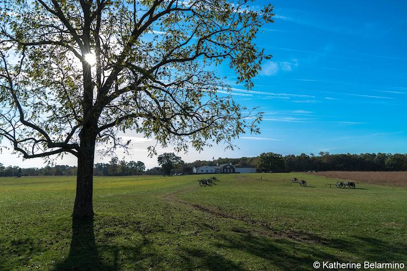 Manassas National Battlefield Park Virginia Weekend Getaway