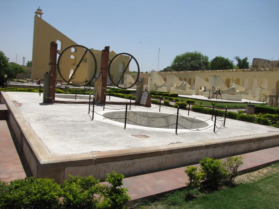 India - Jantar Mantar en Jaipur