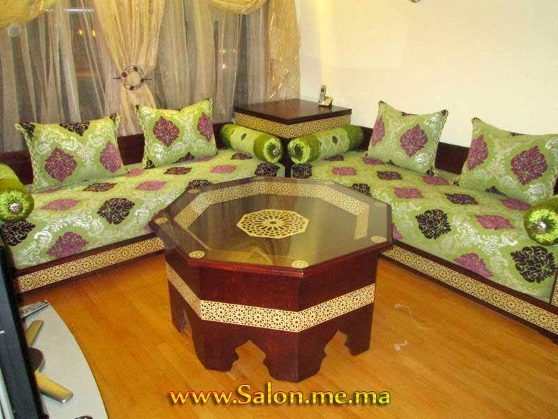 Boutique Salon marocain 2018/2019: déco salon moderne