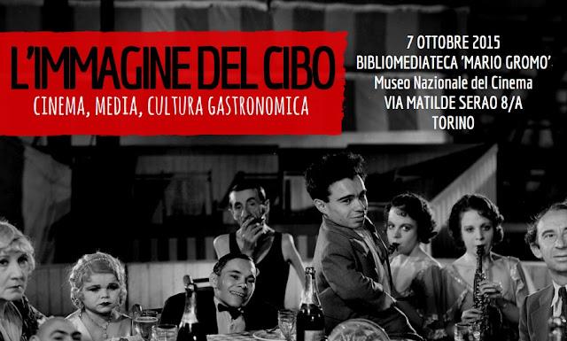 Immagine del Cibo, poster
