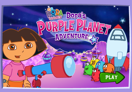 juego purple planet