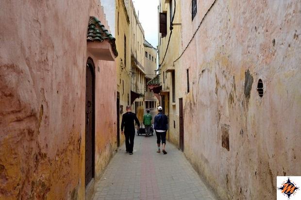Meknes, medina