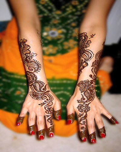 New Full Hand Mehndi Designs : Simple mehndi designs henna bridal
