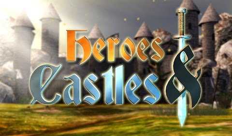 Heroes and Castles MOD APK+DATA