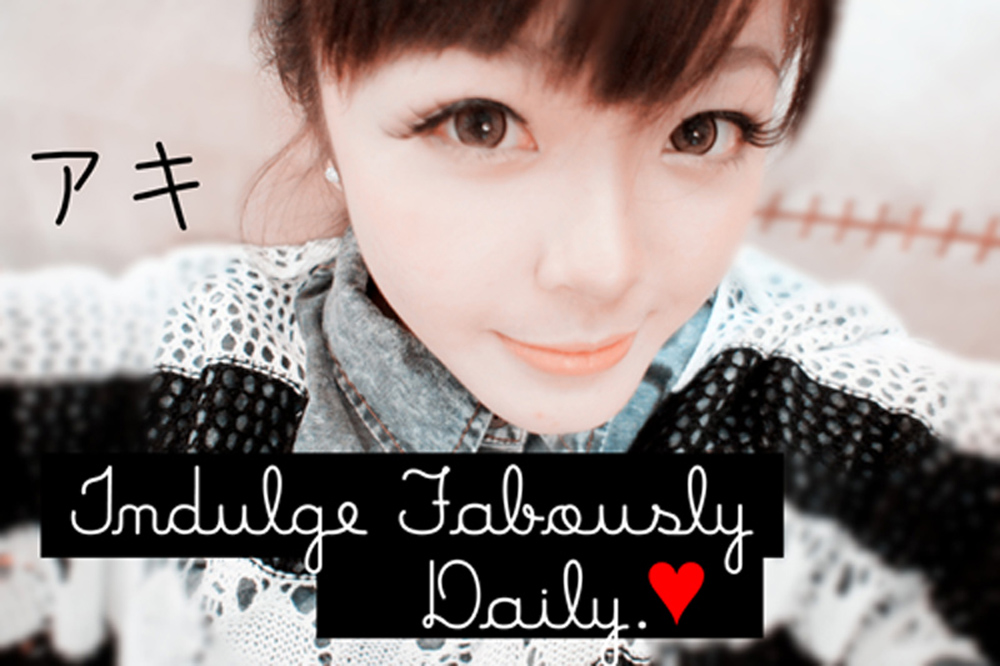 Aki  -  Indulge fabulously daily