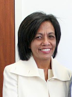 Lucia Lobato, former East Timor justice minister