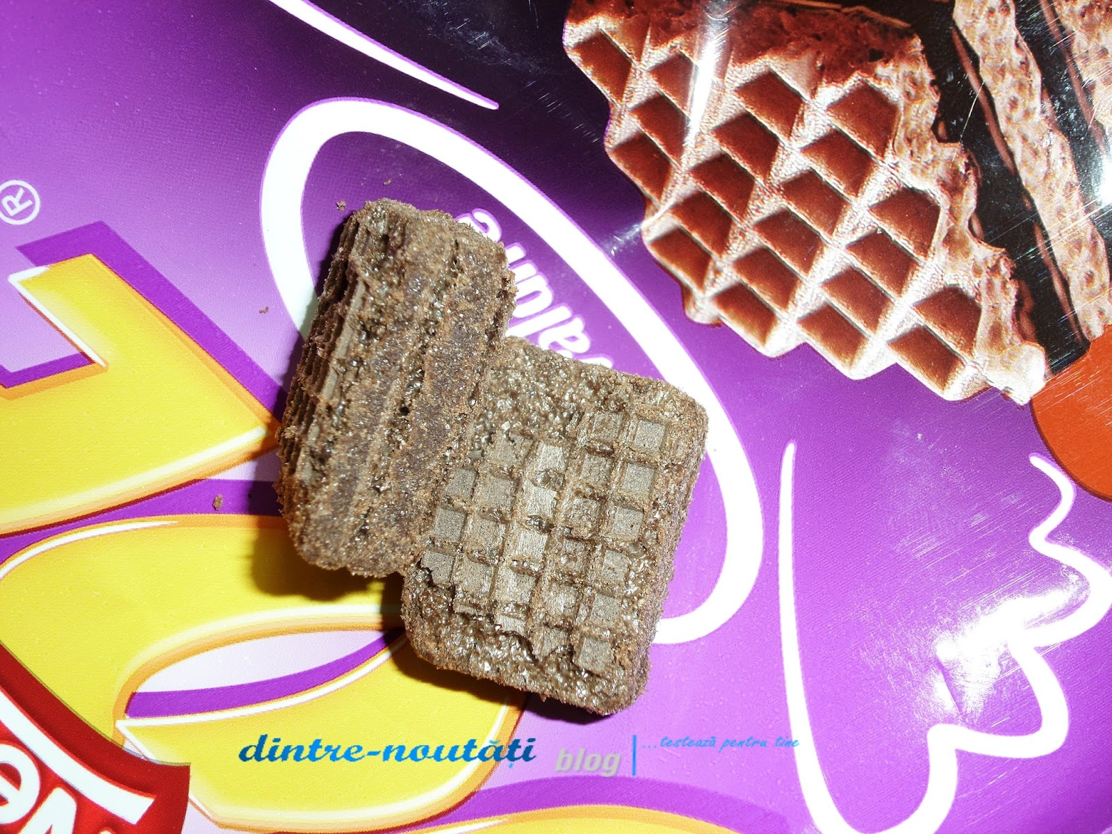 napolitana joe cu crema de cacao in stil negresa, ispite dezvaluite