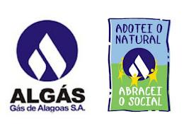 Projeto contemplado pelo edital Algás Social 2016 - 2017