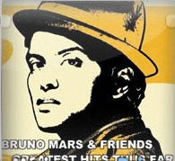 Bruno Mars – Bruno And Friends Greatest Hits Thus Far   2013