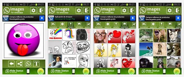 Nuevos Emoticonos y Memes para WhatsApp