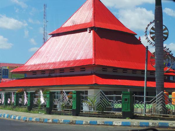 Mesjid Jameek Bengkulu