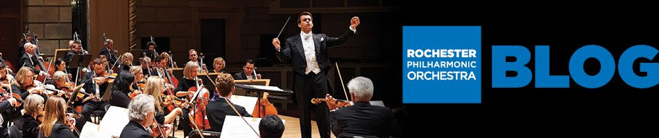 Rochester Philharmonic Orchestra Blog
