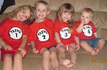 My four kiddos