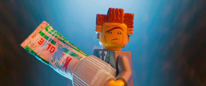 Single Resumable Download Link For Hollywood Movie The Lego Movie (2014) In  Dual Audio