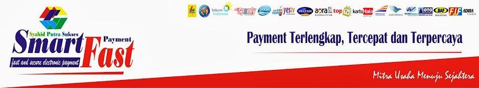 SmartFast Payment Online Bank (PPOB Terlenkap, Tercepat Terpercaya) Mitra Usaha Menuju Sejahtera