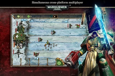 WH40K Storm Of Vengeance full apk