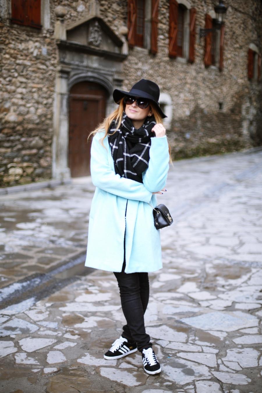 Adidas Gazelle Rosa Blogger