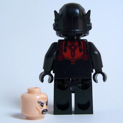 LEGO Hank Pym minifigure review