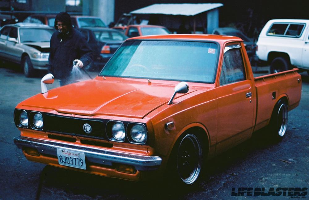 Toyota Hilux N20, japoński pickup, japońska motoryzacja, zdjęcia