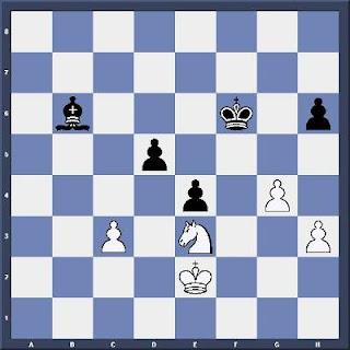 Echecs & Finale : les Noirs jouent et gagnent